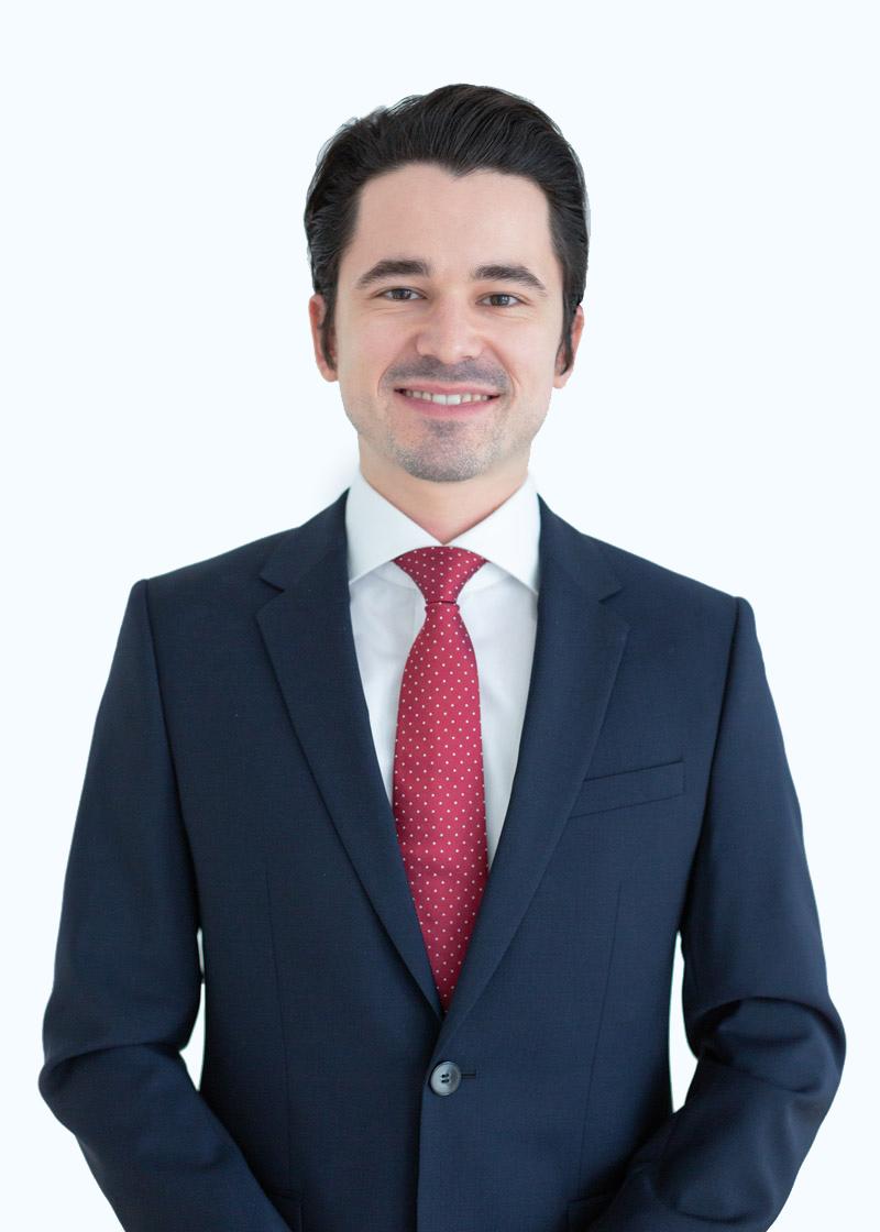 Porträt von Alexander Weis