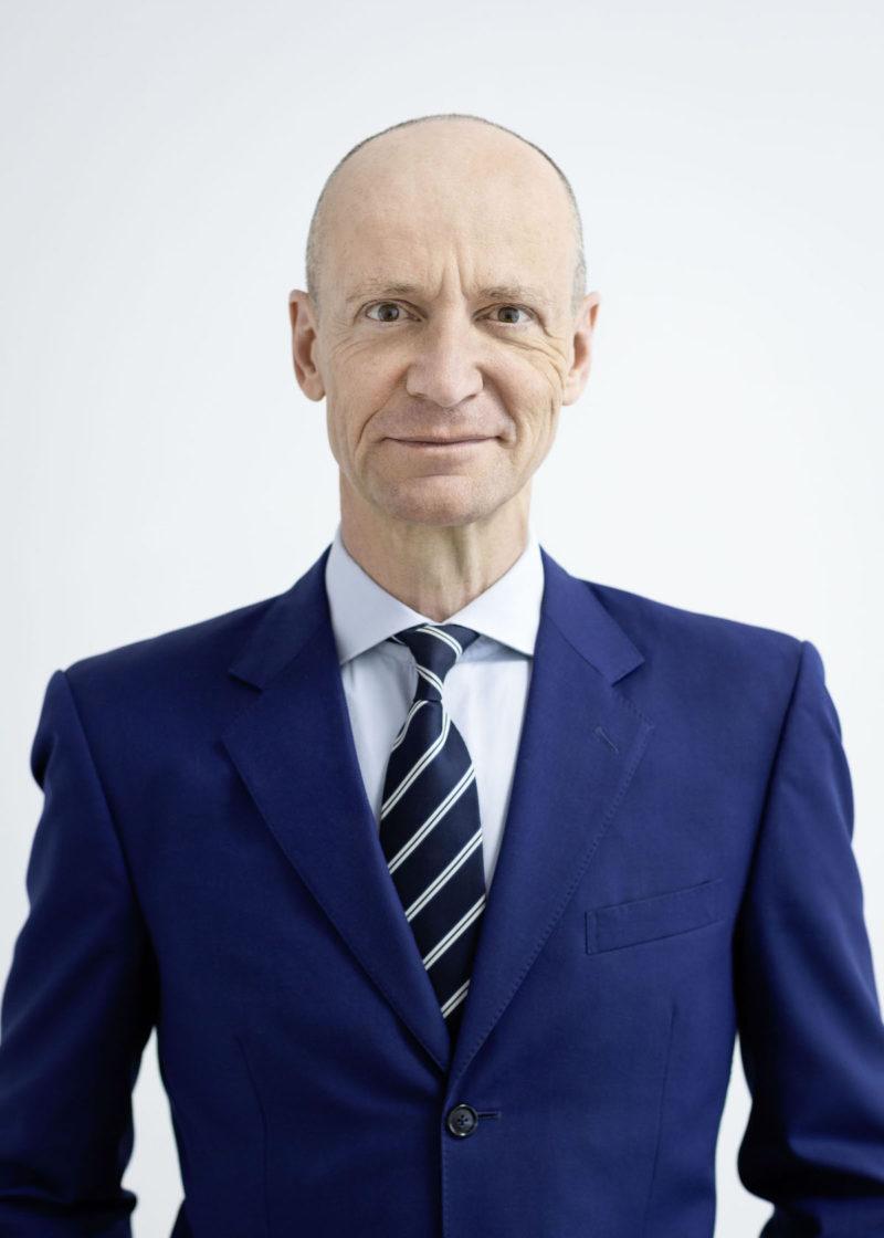 Porträt von Gerd Kommer
