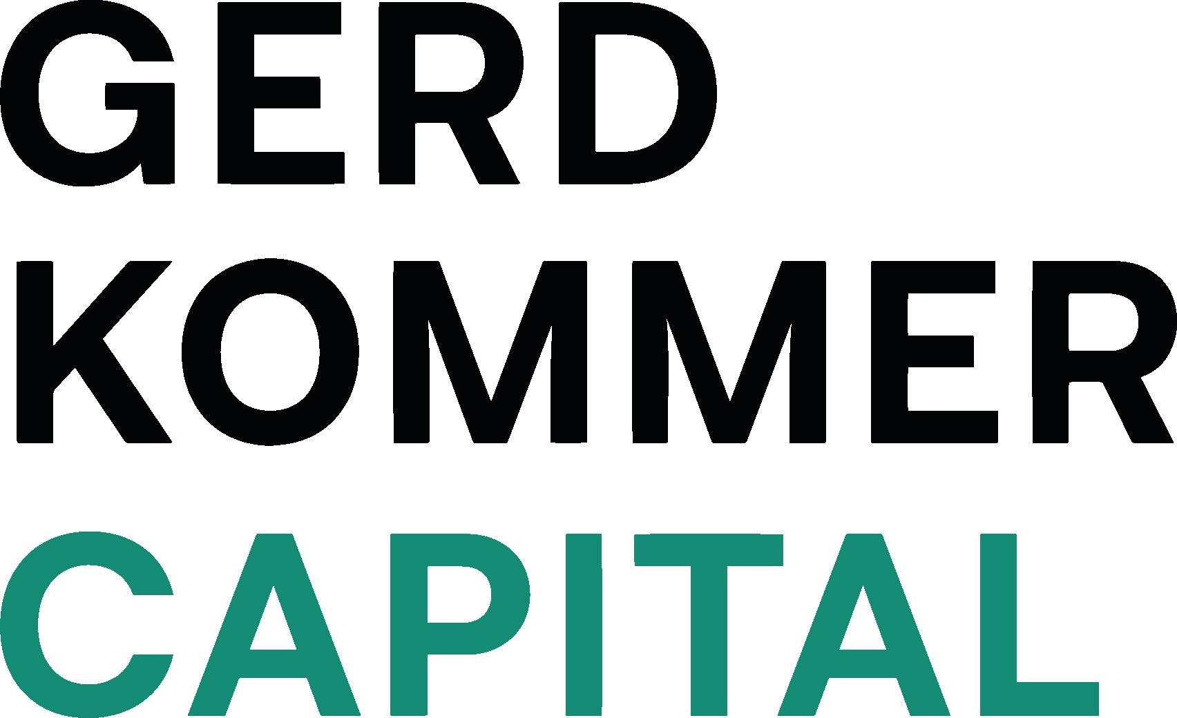 Gerd Kommer Capital Logo